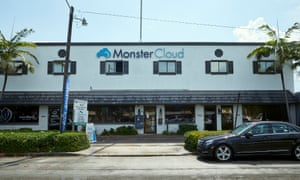 In testimonials on MonsterCloud's website, four local law enforcement agencies praise the firm for restoring their data following ransomware attacks.