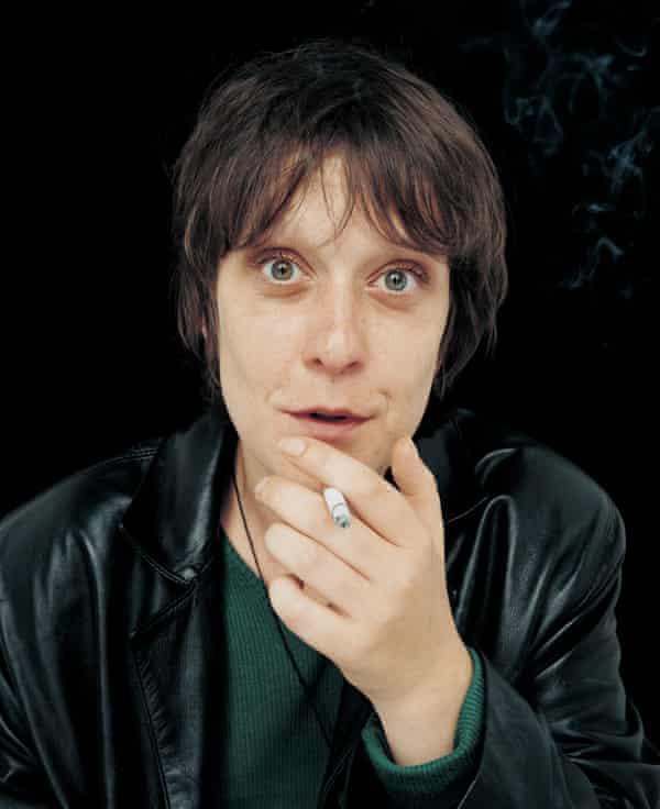 A Rankin portrait of Burke, taken in 1994.