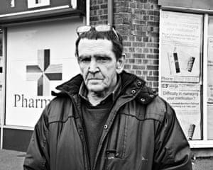 Gerry Byrne. Bushbury Lane, Wolverhampton