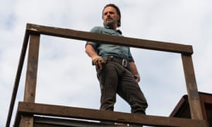Will Rick Grimes be outgunned and outfoxed?