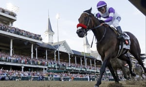 Nyquist gave an assured performance at the Kentucky Derby. Can he do it again at the Preakness Stakes?