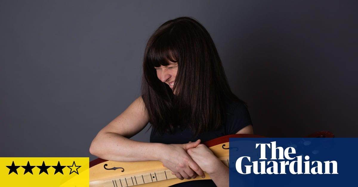 Invisible Music by Polly Paulusma review – a vibrant celebration of Angela Carter the folkie