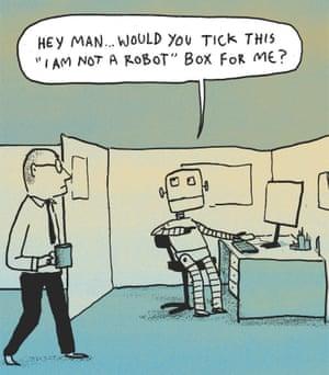 Berger & Wyse on robots – cartoon