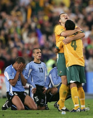 A lot has happened during Tim Cahill's international career.