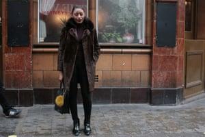 Irene 29 Asanji, 29, stylist
