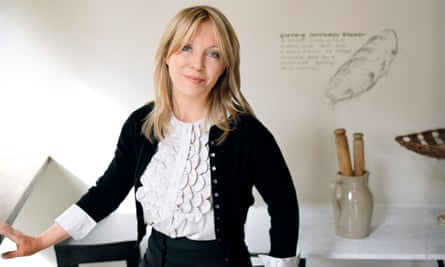 Kirsty Young ... lover of Scotland and pickled herrings.