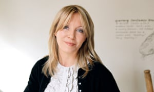 Change of tune … Kirsty Young.