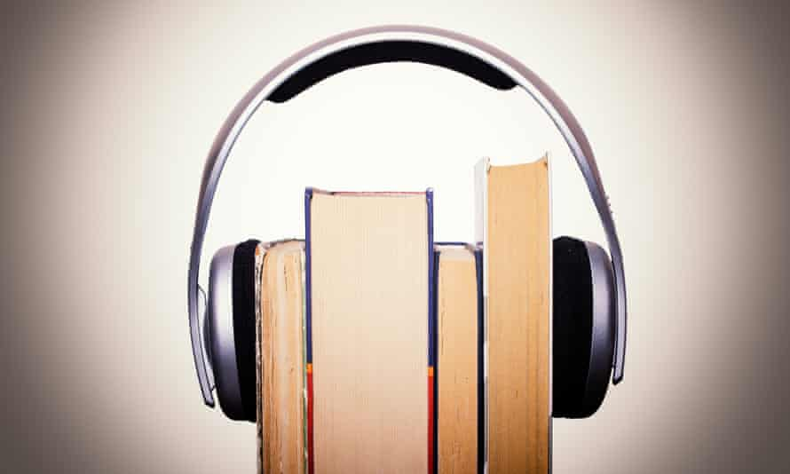 The audiobook market has seen sales rise 42% in 2020.