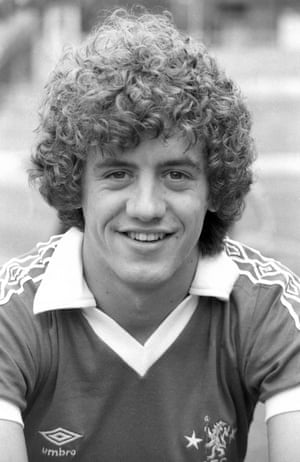 Gary Johnson was a member of Chelsea's first team from 1978 to 1981 after joining the club as an 11-year-old in 1970.