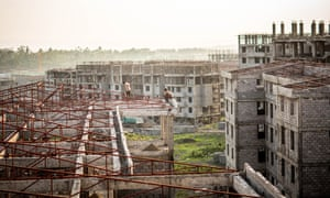 Addis has run out of space': Ethiopia's radical redesign | Cities