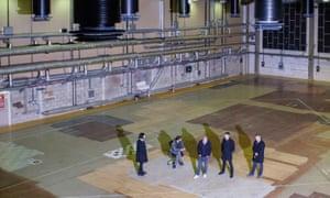 New Order at Old Granada Studios, 2017
