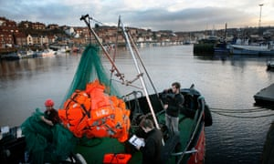 … the Flood crew prepare to set sail for filming.