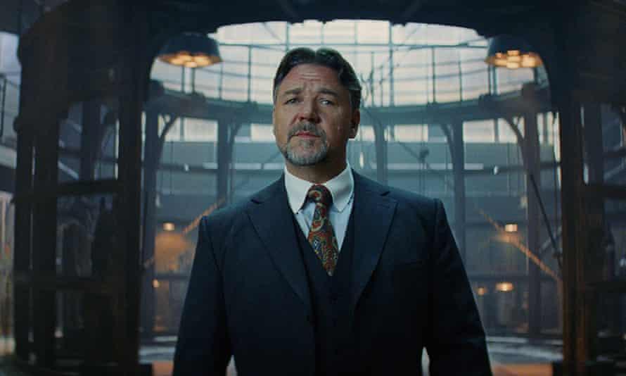 'A wholly unnecessary reboot': Russell Crowe in The Mummy.