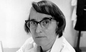 Swiss-American psychiatrist Elisabeth Kübler-Ross