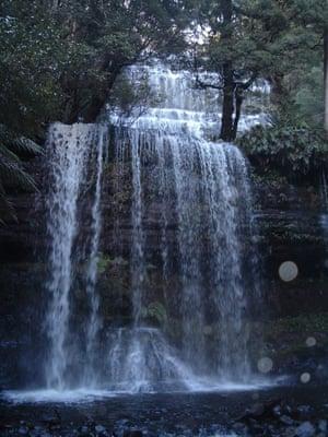 Russell Falls, Mount Field, Tasmania