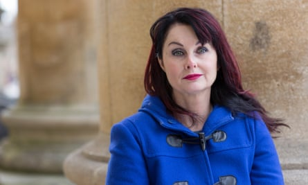 Irish novelist Marian Keyes, who recently said she only reads books written by women.