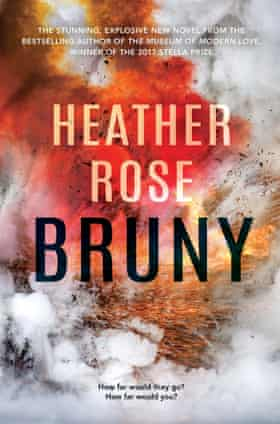 Cover image for Bruny by Heather Rose
