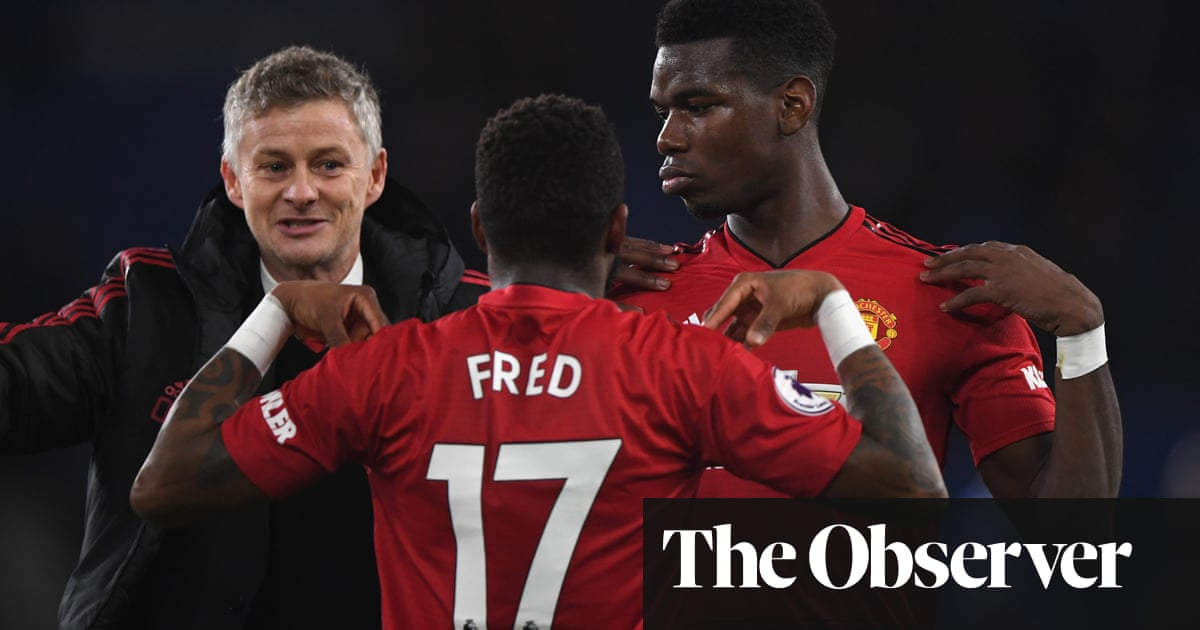 d196c9dfb Solskjær brings back Manchester United s swagger – and Paul Pogba ...