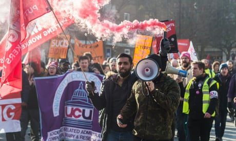 Thousands of UK academics 'treated as second-class citizens'