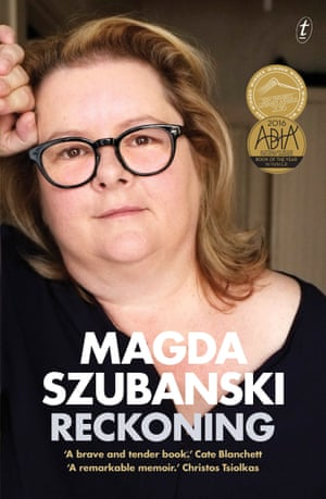Book Cover: Reckoning by Magda Szubanski