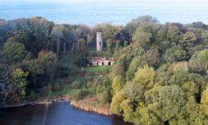 Rams Island, Lough Neagh, Northern Ireland