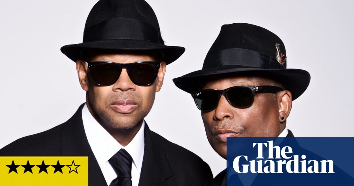 Jimmy Jam and Terry Lewis: Jam & Lewis: Volume One review – worth the 40-year wait…