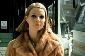 Gwyneth Paltrow as Margot Tenenbaum.