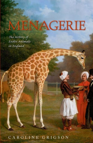 Menagerie by Caroline Grigson