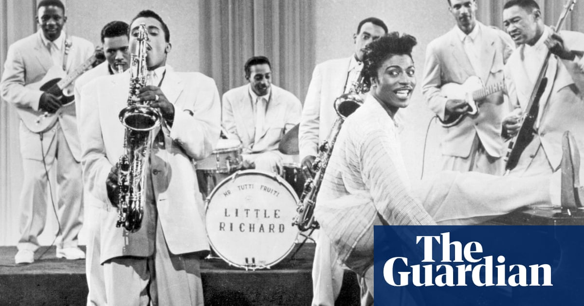 Charles Connor, drummer for Little Richard, muere envejecido 86