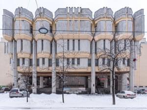 otel Rus, Saint Petersburg, Russia, 1980–1988