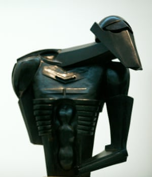 The Rock Drill, by Jacob Epstein.