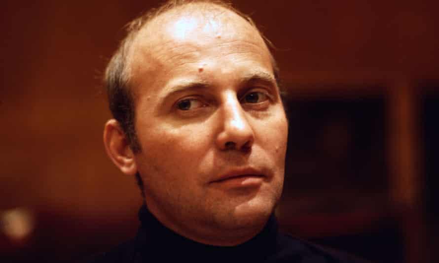 Hans Werner Henze, photographed in around 1970.