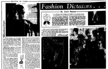 The Observer, 22 June 1958.