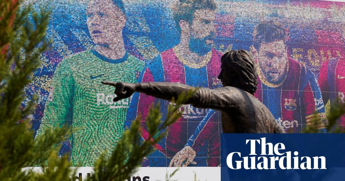 Barcelonas transfer blunders bite back on dreadful deadline day | Sid Lowe