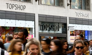 Arcadia Group told suppliers that it could not accept any more stock while its shops remain closed.