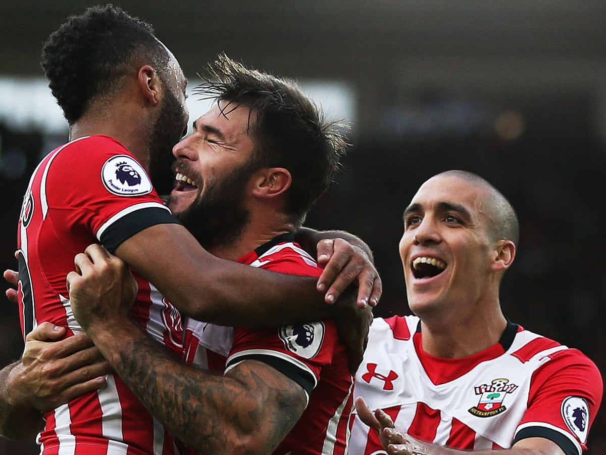 Claude Puel Helps Southampton Forge Thrilling New Identity Southampton The Guardian