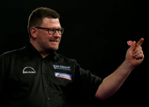 James Wade is third behind Phil Taylor and Michael van Gerwen in terms of the most major titles won in the history of the PDC