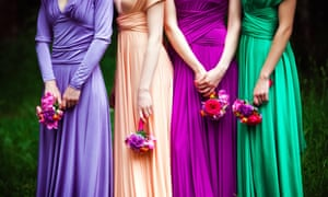 £180 for two bridesmaids' dresses promised within days that were then apparently out of stock.