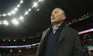England's Eddie Jones: 'The challenge is to make New Zealand feel they are not confident'.