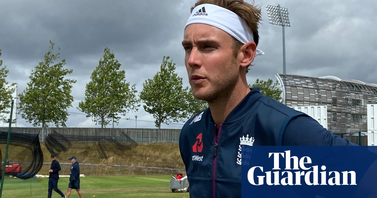 Englands Stuart Broad trying to find an edge before West Indies Test series