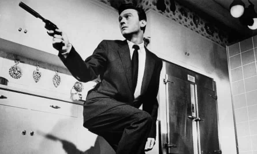 Laurence Harvey in The Manchurian Candidate.