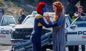 A sense of malaise … X-Men: Dark Phoenix.