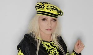 Debbie Harry … 'YouTube and Google are profiting from the law. Artists are not.'