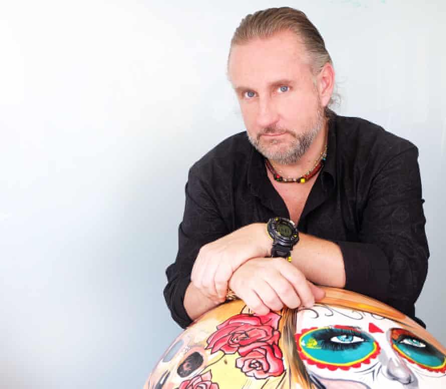 Jorge Cueto-Felgueroso founder of Prison Art