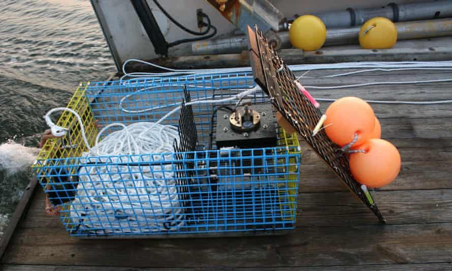 EdgeTech ropeless fishing