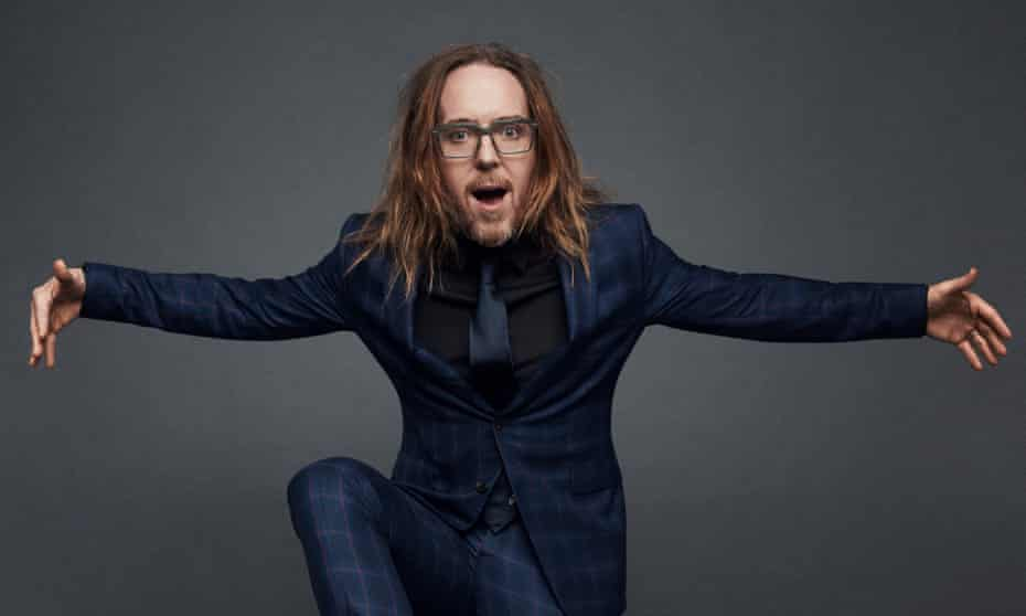 Tim Minchin: 'I wanted to head hedonism off at the pass.'