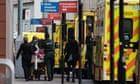 NHS in most precarious position in its history, says chief executive