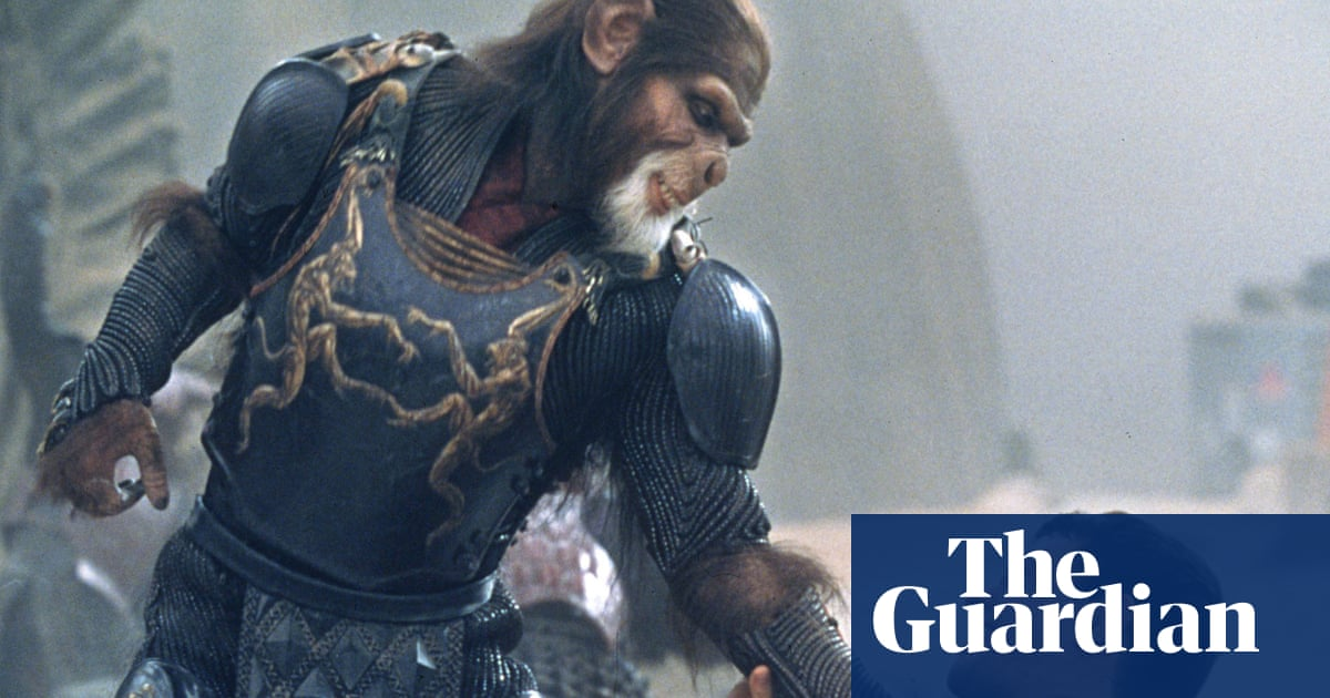 Hear me out: why Tim Burton's Planet of the Apes isn't a bad movie