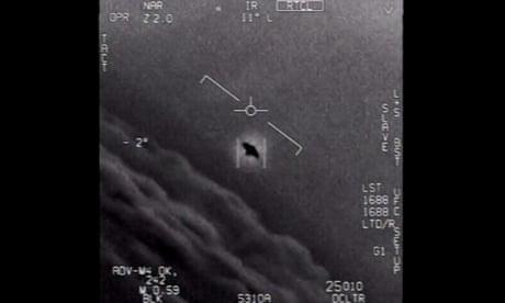 Pentagon releases three UFO videos taken by US navy pilots