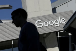 The Google campus in Mountain View, California. The tech company is known for promoting a culture of 'psychological safety' among its staff.